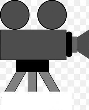 Tv Camera Cliparts - Film Reel Clip Art PNG