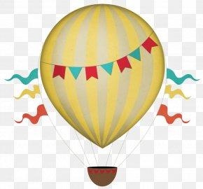 Balloon - Hot Air Balloon Air Travel Clip Art PNG