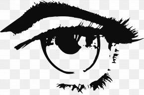Artwork - Human Eye Clip Art PNG