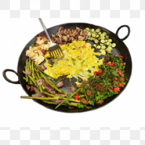 Barbecue - Paella Karahi Barbecue Frying Pan Indian Cuisine PNG