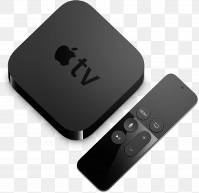 Apple - Apple TV 4K IPod Touch Apple TV (4th Generation) PNG