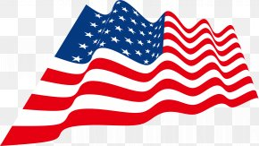 American Flag Design - Flag Of The United States PNG