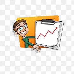 PPT Business People - Presentation Illustration PNG