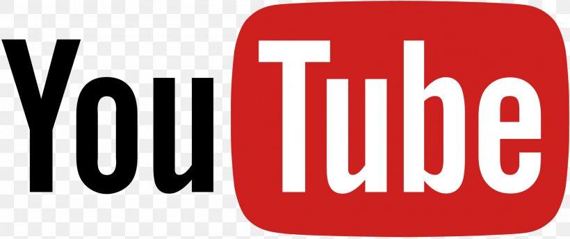 YouTube Logo Streaming Media Clip Art, PNG, 2000x841px, Youtube, Brand, Logo, Red, Streaming Media Download Free
