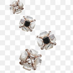 Jewellery - Body Jewellery Earring Gold Silver PNG