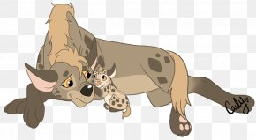 Lion - Lion African Wild Dog Striped Hyena PNG