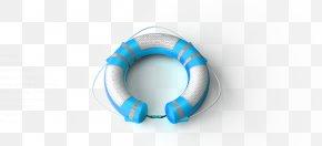 Lifebuoy - Blue Aqua Azure Turquoise Teal PNG