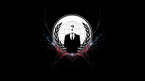 Anonymous Mask - Desktop Wallpaper Anonymous High-definition Video High-definition Television Wallpaper PNG