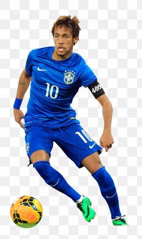 Neymar - Neymar Brazil National Football Team 2014 FIFA World Cup T-shirt PNG