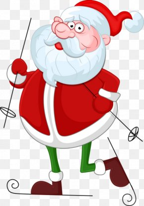 Santa Claus - Santa Claus Vector Graphics Illustration Royalty-free Clip Art PNG