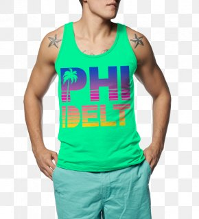 Beach Break Sorority - T-shirt Phi Delta Theta Sorority Recruitment Fraternities And Sororities Sleeve PNG
