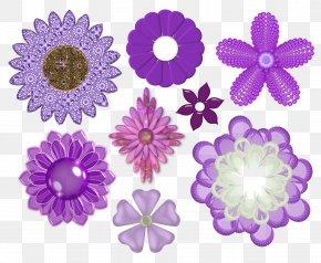 Flower - Flower Violet Clip Art Floral Design PNG