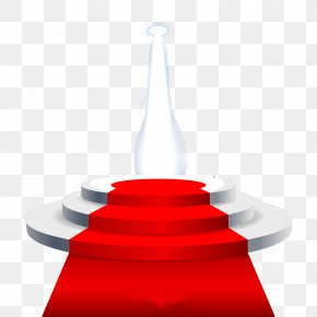Red Carpet Stage - Light Red Carpet Stage PNG