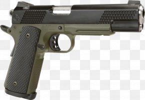Handgun Image - Pistol Firearm Handgun FN FNX .45 ACP PNG