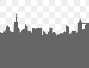 City Landscape Cliparts - New York City Skyline Clip Art PNG