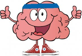 Brain Exercise Cliparts - Brain Cartoon Royalty-free Clip Art PNG