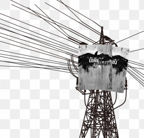 High Voltage Wire - High Voltage Poster PNG