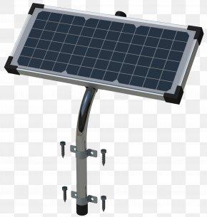 Solar Panel - Electric Gates Solar Panels Monocrystalline Silicon Solar Energy PNG