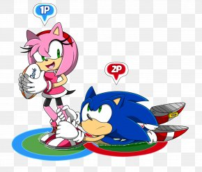 The Olympic Games - Mario & Sonic At The Olympic Games Mario & Sonic At The Rio 2016 Olympic Games Sonic The Hedgehog Amy Rose Sonic & Sega All-Stars Racing PNG