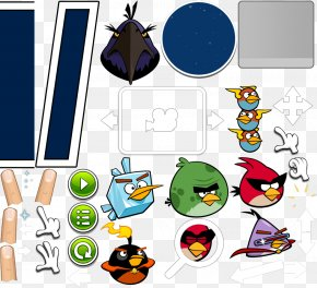 Angry Birds Game Assets - Angry Birds Space Angry Birds Go! PNG
