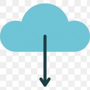 Technology Cloud - Cloud Computing Remote Backup Service Data Compression Cloud Storage PNG