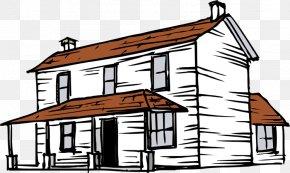 Art Picture House - Farmhouse Silo Clip Art PNG