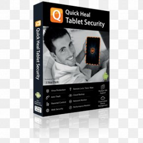 Android - Quick Heal Tablet Computers Computer Security Antivirus Software 360 Safeguard PNG