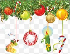 Santa Claus - Christmas Ornament New Year Santa Claus Christmas Decoration PNG