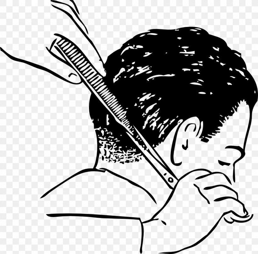 Hair Cutting Scissors Cartoon 60