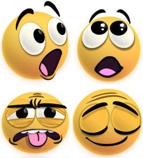 Moving Emoticons - Facebook Messenger Sticker Emoticon Smiley PNG