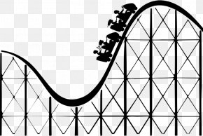 Amusement Cliparts - The Roller Coaster Free Content Clip Art PNG