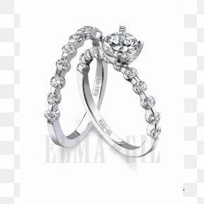 Jewellery - Engagement Ring Jewellery Gemstone Diamond PNG