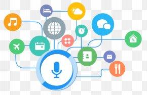 Siri Illustration - Intelligent Personal Assistant Google Assistant Siri Artificial Intelligence PNG