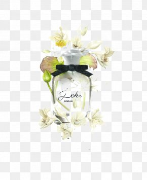 Floral Fragrance - Watercolor Painting Drawing Behance Illustration PNG