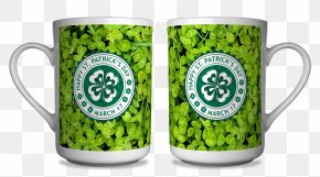 Saint Patrick's Day - Mug Coffee Cup Saint Patrick's Day PNG