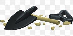 Broken Shovel - Shovel Garden Tool Gardening Pixabay PNG