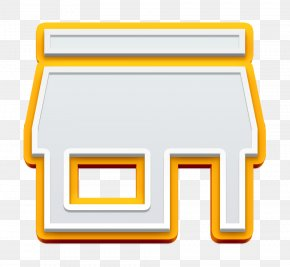 Logo Rectangle - Directory Icon Mall Icon Store Icon PNG