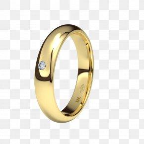 Wedding Ring - Wedding Ring Gold Białe Złoto Yellow PNG