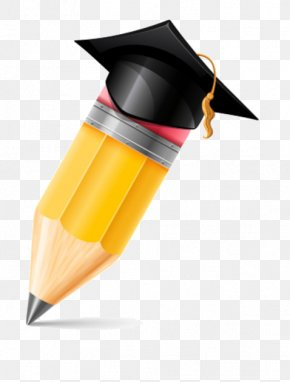 Pencil - Clip Art Graduation Ceremony Pencil Vector Graphics Image PNG