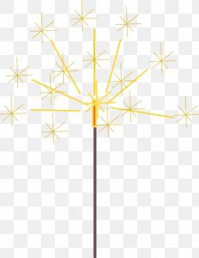 Sparkler New Year's Eve Desktop Wallpaper Clip Art PNG
