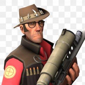 Sniper - Team Fortress 2 Counter-Strike: Global Offensive Resident Evil 3: Nemesis Sniper Video Game PNG