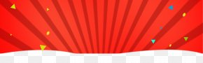 Red Ribbon - Light Graphic Design Red Sky PNG