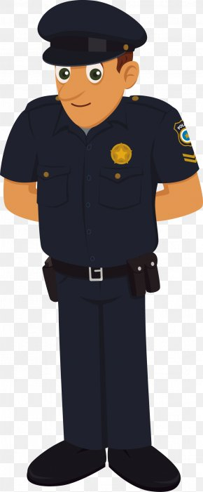 Vector Police - Police Officer Police Uniforms Of The United States Clip Art PNG
