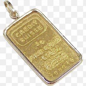 Vintage Gold - Charms & Pendants Gold Bar Jewellery Bullion PNG