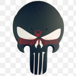 Car - Punisher Decal Sticker Human Skull Symbolism Car PNG
