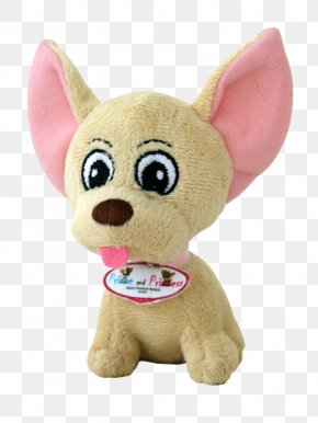 Puppy - Chihuahua Puppy Plush Dog Breed Toy Dog PNG