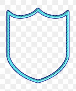 Turquoise Web Page Icon - Online Icon Security Icon Social Market Icon PNG