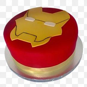 Birthday Cake - Iron Man Birthday Cake Cupcake Cake Decorating PNG