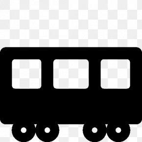 Railroad Car - Rail Transport Train Passenger Car Railroad Car PNG