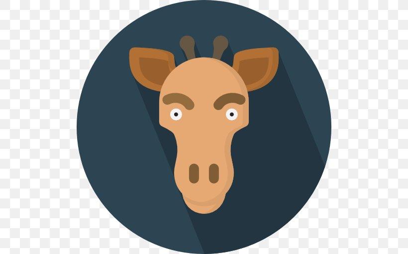 Giraffe, PNG, 512x512px, Giraffe, Antler, Art, Cattle Like Mammal, Deer Download Free